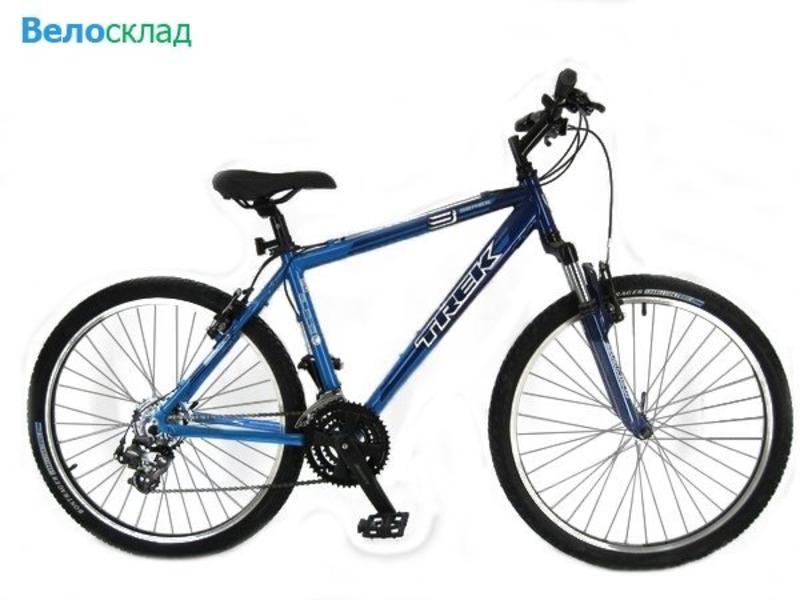 Купить Велосипед Trek 3500 SHX (2009)