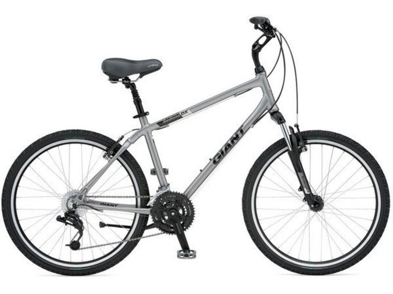 Купить Велосипед Giant Sedona DX (2009) в интернет магазине велосипедов. Выбрать велосипед. Цены, фото, отзывы