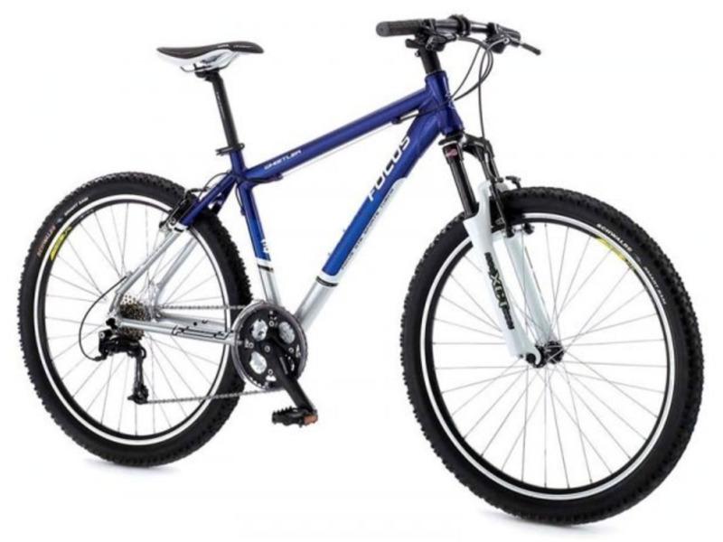 Купить Велосипед Focus Whistler (2008) в интернет магазине. Цены, фото, описания, характеристики, отзывы, обзоры