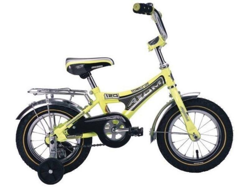Купить Велосипед Atom 12 MATRIX 120 (2009) в интернет магазине. Цены, фото, описания, характеристики, отзывы, обзоры