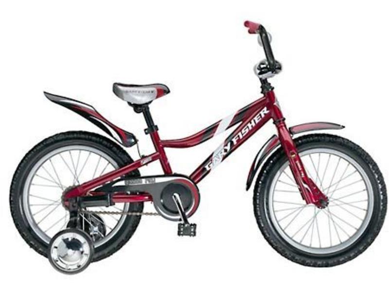 Купить Велосипед Gary Fisher GAMMA RAY (2005)