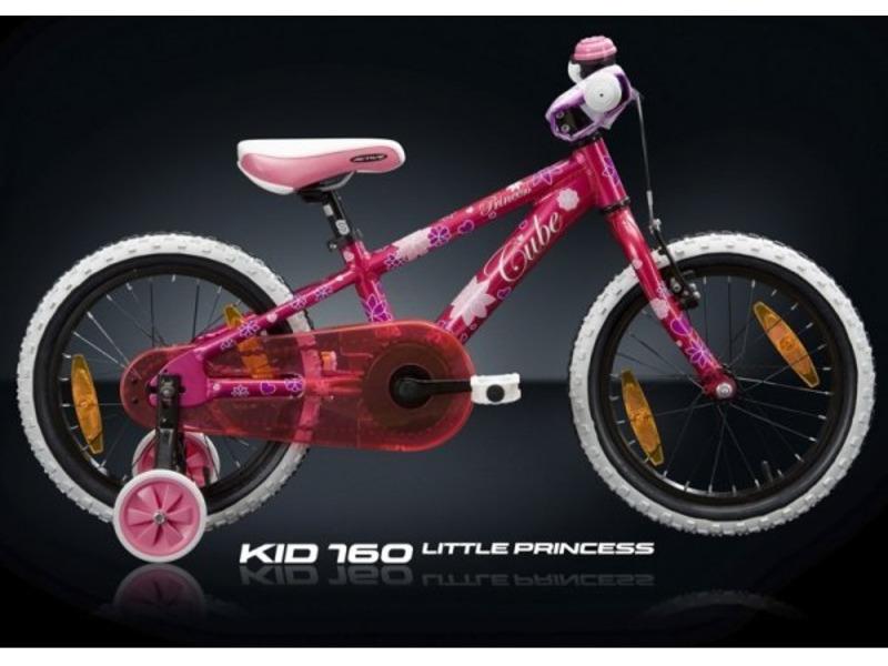 Велосипед Cube Kid 160 Littel Princess 2009