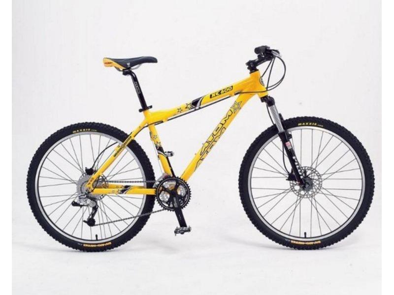 Купить Велосипед Atom XC 600 (2005) в интернет магазине. Цены, фото, описания, характеристики, отзывы, обзоры
