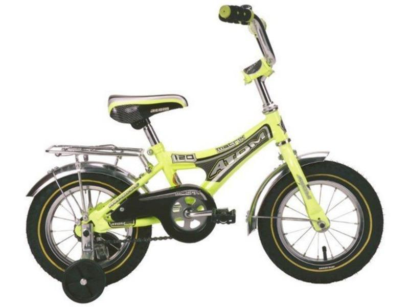 Купить Велосипед Atom Matrix 120 (2005) в интернет магазине. Цены, фото, описания, характеристики, отзывы, обзоры