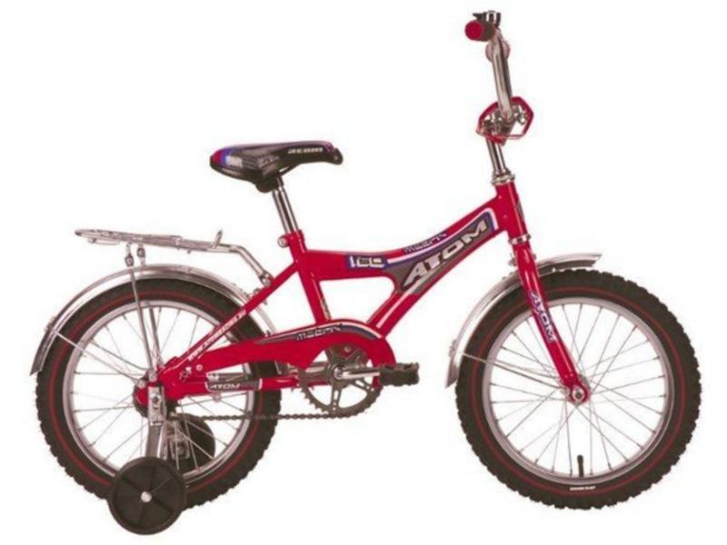 Купить Велосипед Atom Matrix 160 (2005) в интернет магазине. Цены, фото, описания, характеристики, отзывы, обзоры