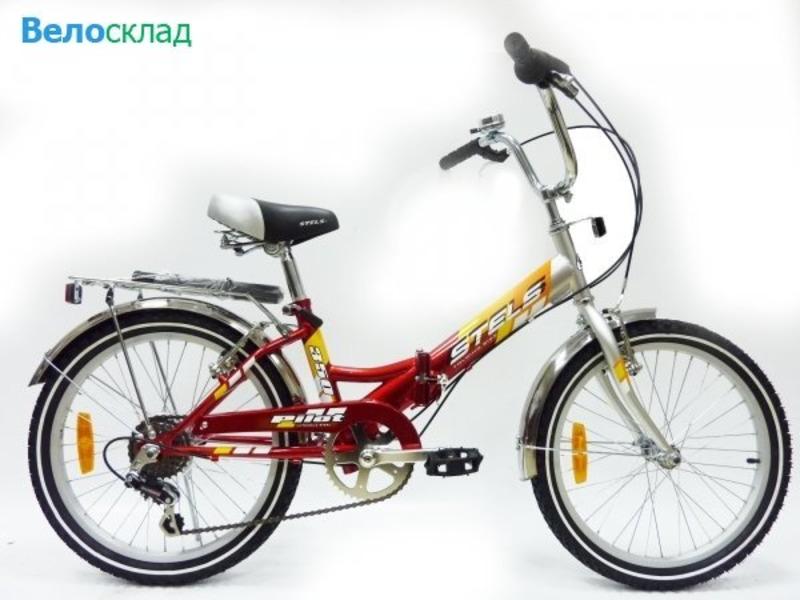 Купить Велосипед Stels Pilot 350 (2010)