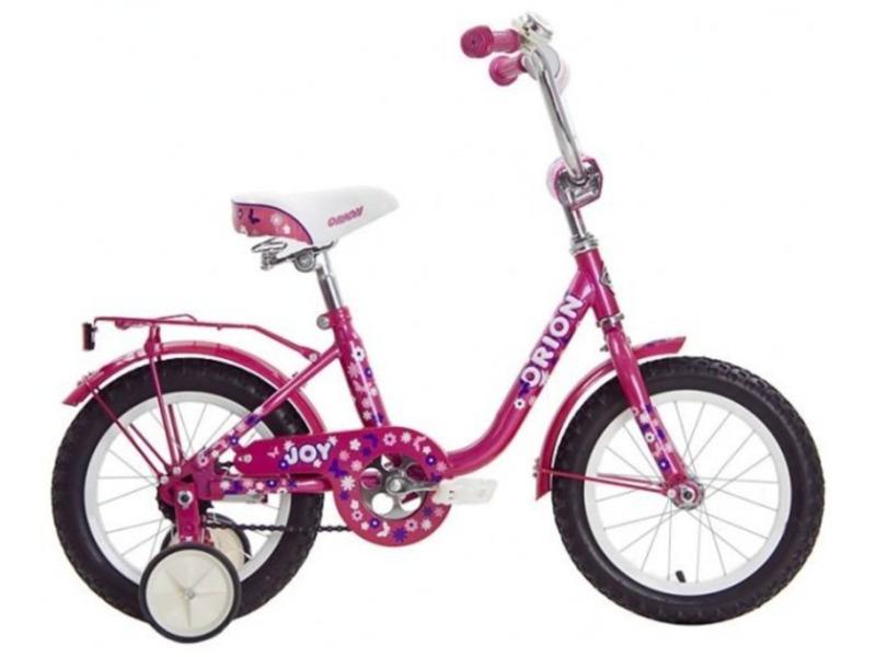 Купить Велосипед Orion Joy 14 (2010) в интернет магазине. Цены, фото, описания, характеристики, отзывы, обзоры