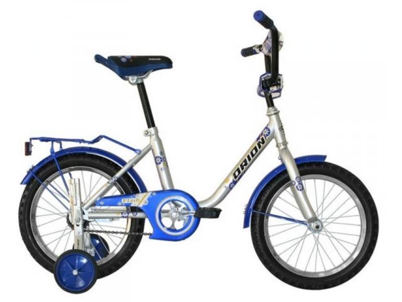 Купить Велосипед Orion Flash 16 (2010) в интернет магазине. Цены, фото, описания, характеристики, отзывы, обзоры
