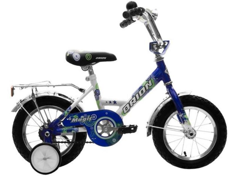 Купить Велосипед Orion Magic 12 (2009) в интернет магазине. Цены, фото, описания, характеристики, отзывы, обзоры