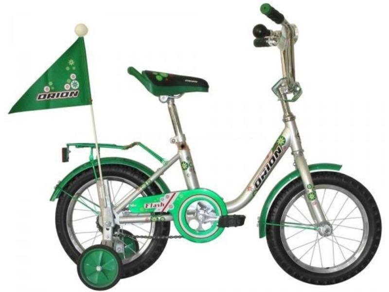Купить Велосипед Orion Flash 12 (2009) в интернет магазине. Цены, фото, описания, характеристики, отзывы, обзоры