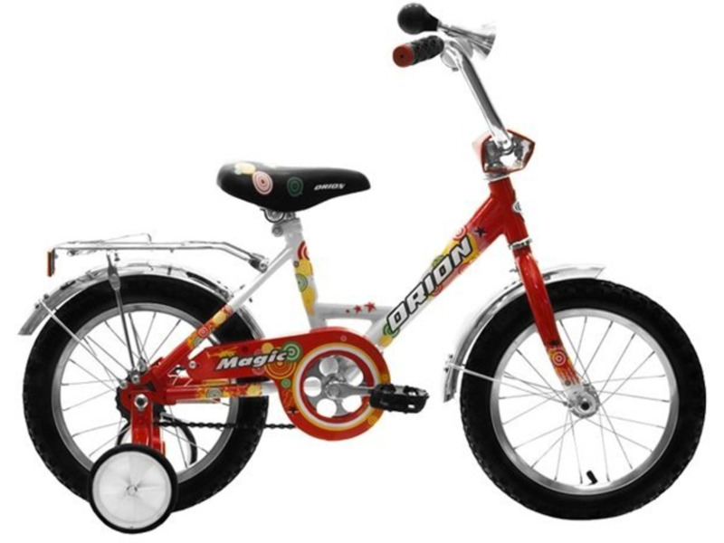 Купить Велосипед Orion Magic 14 (2009) в интернет магазине. Цены, фото, описания, характеристики, отзывы, обзоры