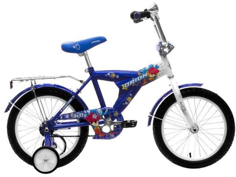 Купить Велосипед Orion Jolly 16 (2009) в интернет магазине. Цены, фото, описания, характеристики, отзывы, обзоры