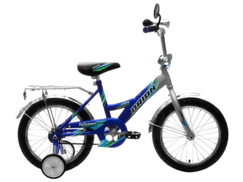 Купить Велосипед Orion Talisman 16 (2009) в интернет магазине. Цены, фото, описания, характеристики, отзывы, обзоры