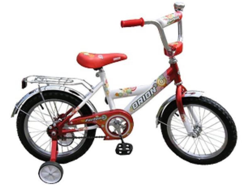Купить Велосипед Orion Fortune 16 (2009) в интернет магазине. Цены, фото, описания, характеристики, отзывы, обзоры