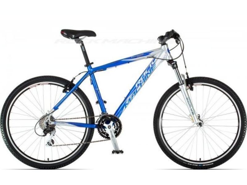 Купить Велосипед Rock Machine Hurricane WXC Disc (2010) в интернет магазине. Цены, фото, описания, характеристики, отзывы, обзоры