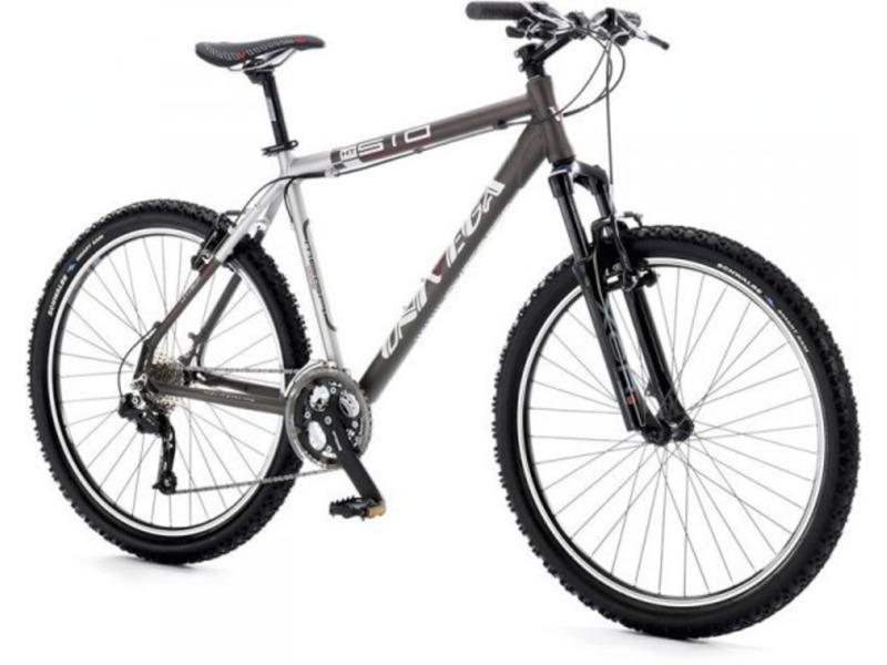 Купить Велосипед Univega Alpina HT-510 (2009) в интернет магазине. Цены, фото, описания, характеристики, отзывы, обзоры