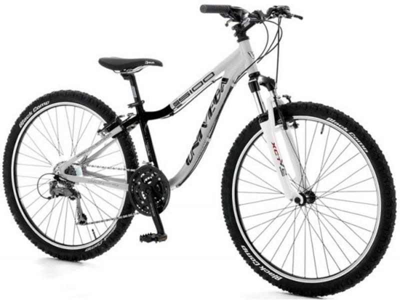 Купить Велосипед Univega 5100 LADY (2010) в интернет магазине. Цены, фото, описания, характеристики, отзывы, обзоры