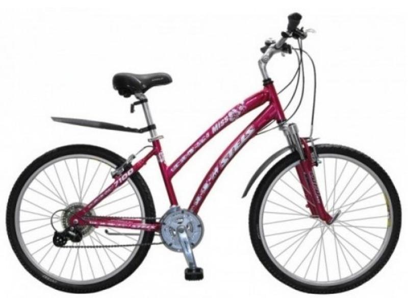 Велосипед Stels Miss 7100 (2010)  - купить со скидкой