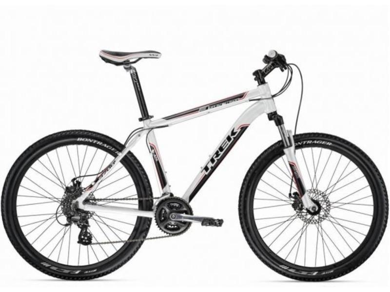 Велосипед Trek 3700 Disc 2011