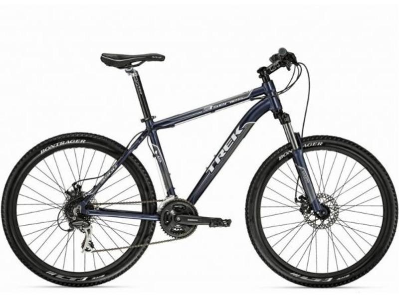 Велосипед Trek 3900 Disc 2011