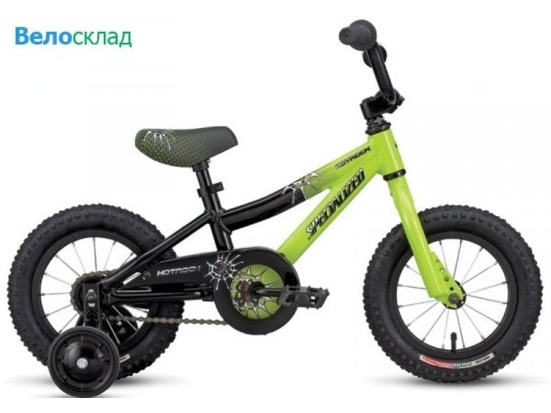 Велосипед Specialized Hotrock 12 Boys (2010)  - купить со скидкой