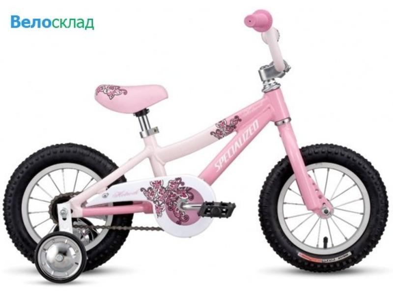 Купить Велосипед Specialized Hotrock 12 Girls (2010)