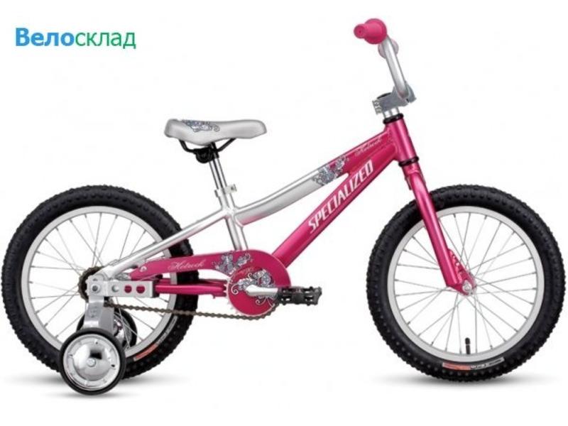 Купить Велосипед Specialized Hotrock 16 Girls (2010) в интернет магазине. Цены, фото, описания, характеристики, отзывы, обзоры