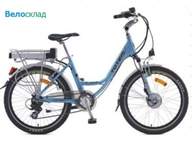 Купить Велосипед Totem GW-10E110 (2010) в интернет магазине. Цены, фото, описания, характеристики, отзывы, обзоры