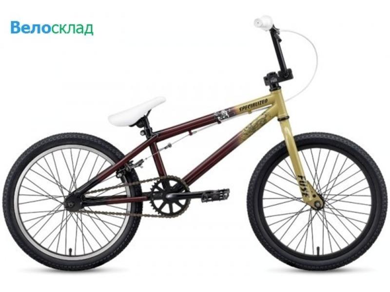 Купить Велосипед Specialized Fuse Grom 20 (2010) в интернет магазине. Цены, фото, описания, характеристики, отзывы, обзоры
