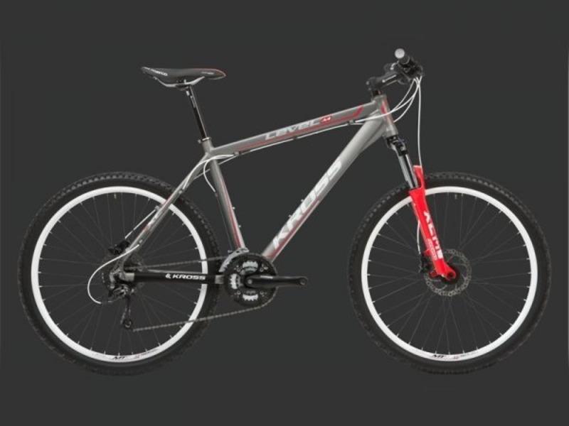 Велосипед Kross Level A4 2011