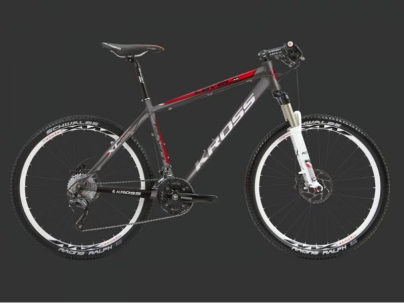 Купить Велосипед Kross Level A8 (2011) в интернет магазине. Цены, фото, описания, характеристики, отзывы, обзоры