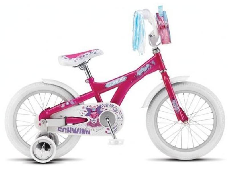 Купить Велосипед Schwinn Lil Stardust (2011) в интернет магазине. Цены, фото, описания, характеристики, отзывы, обзоры