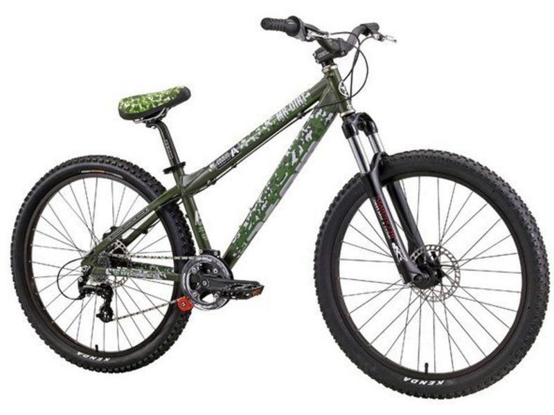Купить Велосипед Atom Mr.dirt (2006) в интернет магазине. Цены, фото, описания, характеристики, отзывы, обзоры