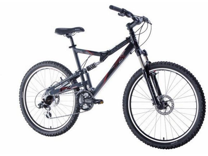 Купить Велосипед Atom FX4 (100mm) (2006) в интернет магазине. Цены, фото, описания, характеристики, отзывы, обзоры