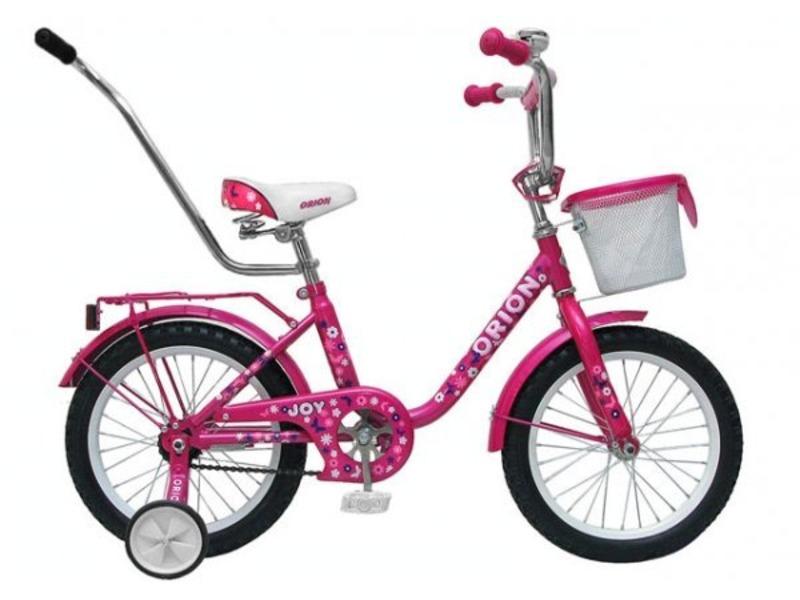 Купить Велосипед Orion Joy 12 с ручкой (2011) в интернет магазине. Цены, фото, описания, характеристики, отзывы, обзоры