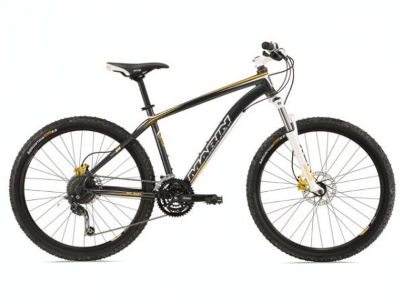 Купить Велосипед Marin Bobcat Trail (2011) в интернет магазине. Цены, фото, описания, характеристики, отзывы, обзоры