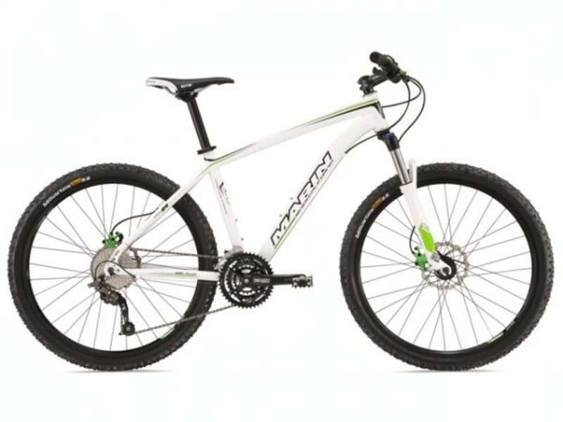 Купить Велосипед Marin Palisades Trail (2011) в интернет магазине. Цены, фото, описания, характеристики, отзывы, обзоры