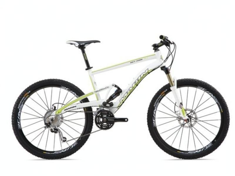 Купить Велосипед Marin Rift Zone XC7 (2011) в интернет магазине. Цены, фото, описания, характеристики, отзывы, обзоры
