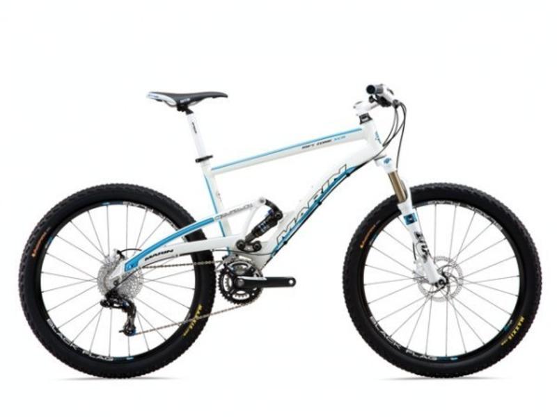 Купить Велосипед Marin Rift Zone XC8 (2011) в интернет магазине. Цены, фото, описания, характеристики, отзывы, обзоры