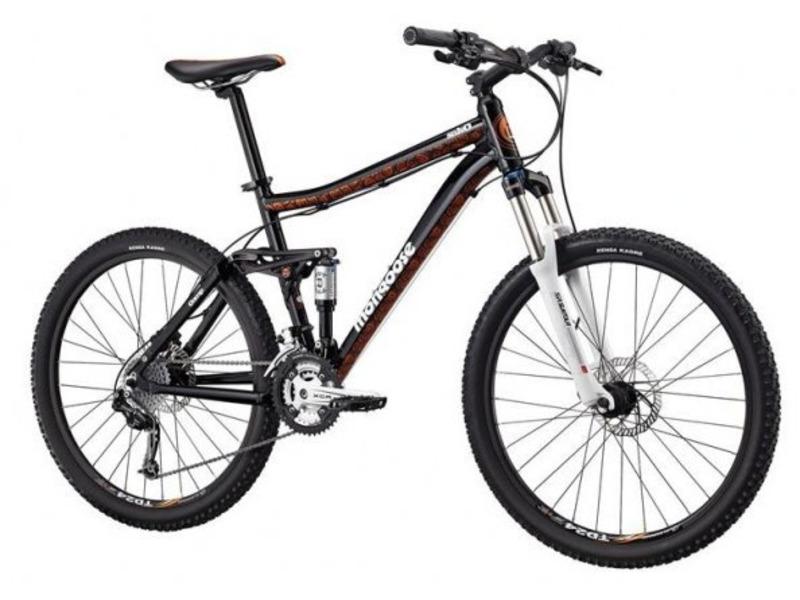 Велосипед Mongoose Salvo Comp 2011