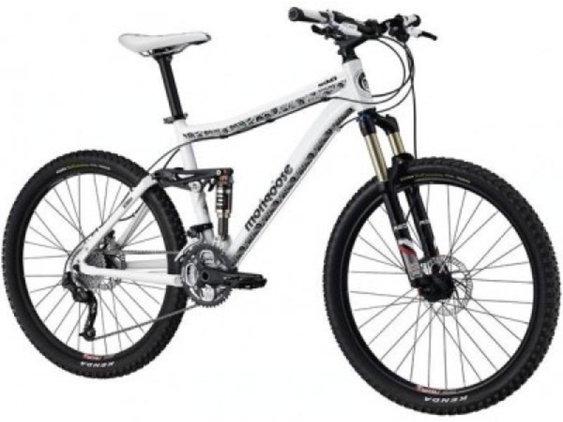 Купить Велосипед Mongoose Salvo Elite (2011) в интернет магазине. Цены, фото, описания, характеристики, отзывы, обзоры