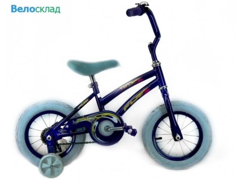 Купить Велосипед Fly Toy 12 Girl (2011) в интернет магазине. Цены, фото, описания, характеристики, отзывы, обзоры