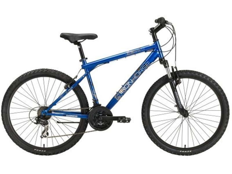 Купить Велосипед Iron Horse Phoenix 1.1 (2011) в интернет магазине. Цены, фото, описания, характеристики, отзывы, обзоры