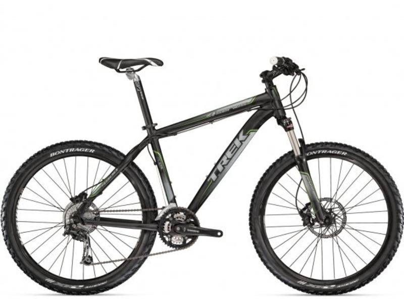 Велосипед Trek 4900D 2012