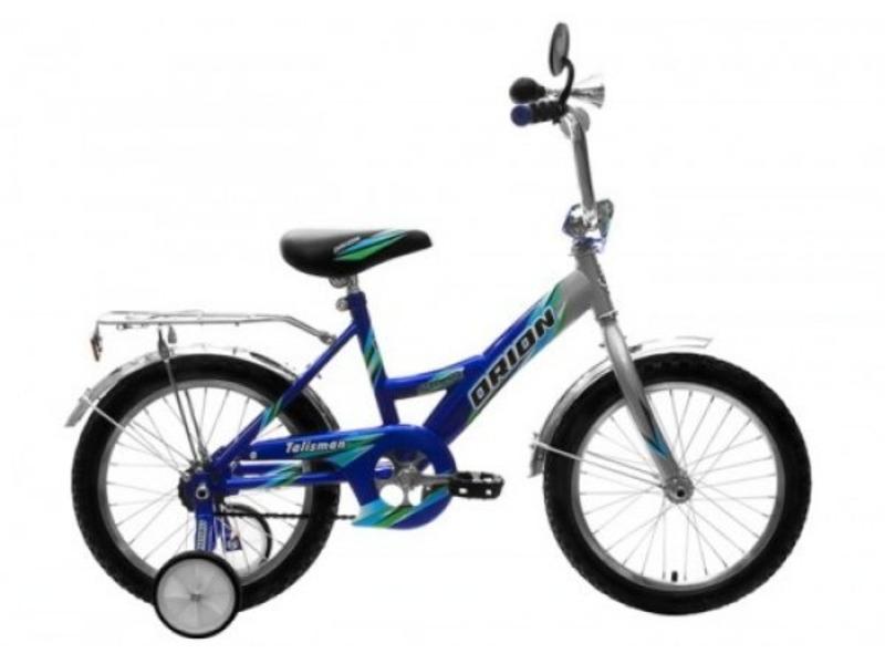 Купить Велосипед Orion Talisman 16 хром (2012) в интернет магазине. Цены, фото, описания, характеристики, отзывы, обзоры