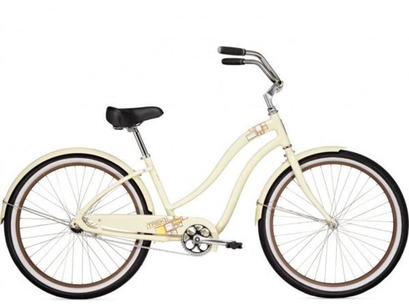Купить Велосипед Trek Classic Lady (2012) в интернет магазине. Цены, фото, описания, характеристики, отзывы, обзоры