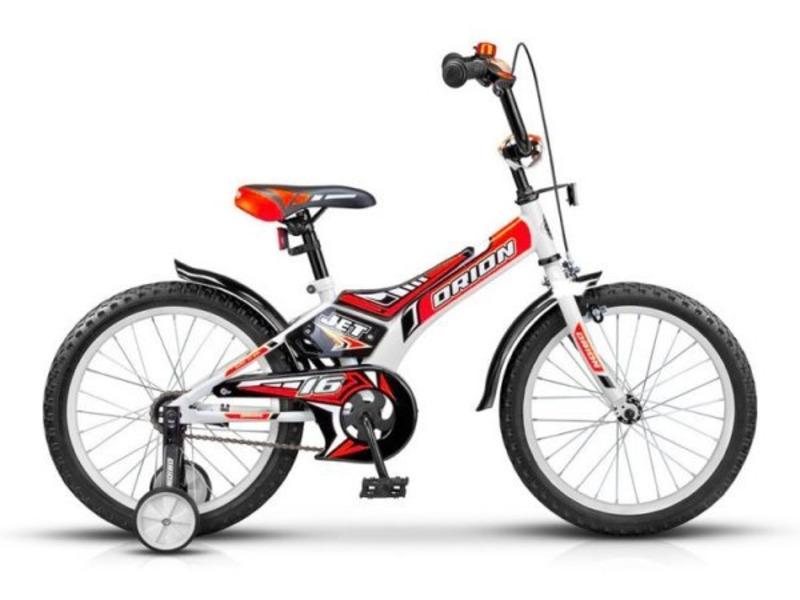 Купить Велосипед Orion Jet 14 (2012) в интернет магазине. Цены, фото, описания, характеристики, отзывы, обзоры