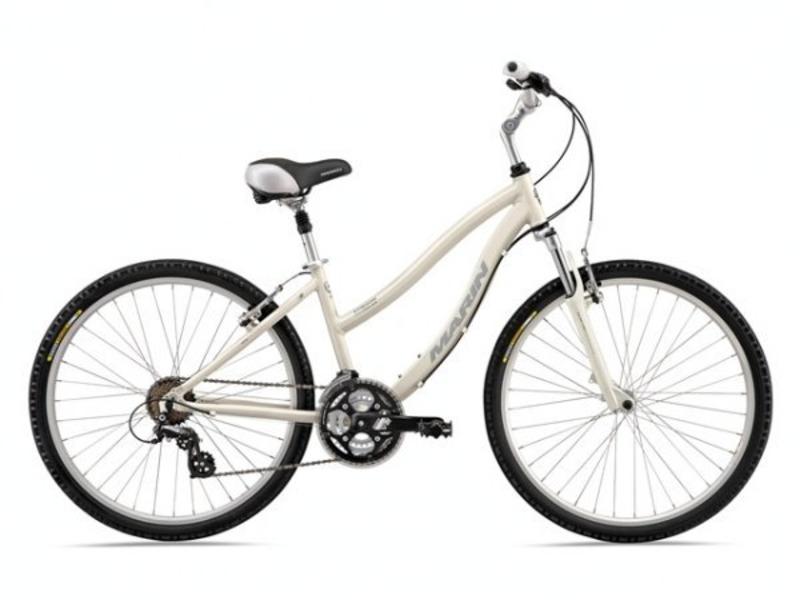 Купить Велосипед Marin Stinson Step-Thru (2011) в интернет магазине. Цены, фото, описания, характеристики, отзывы, обзоры