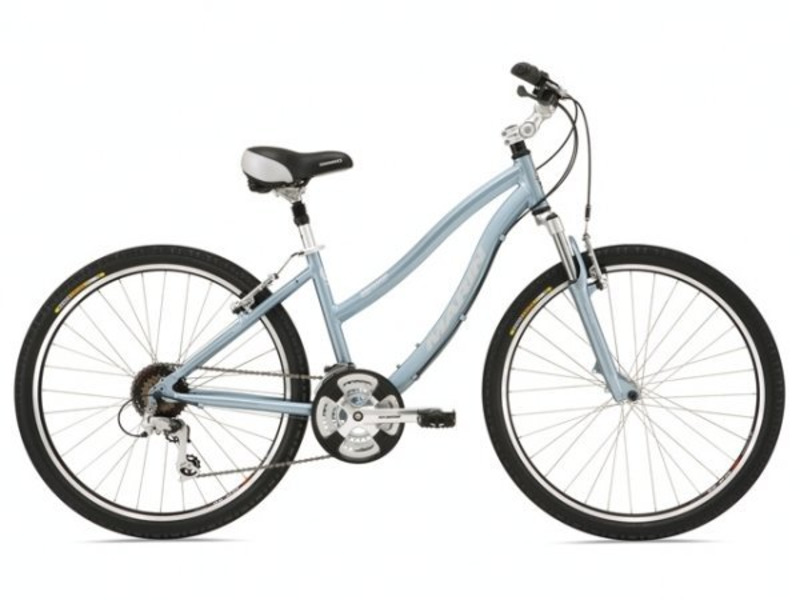 Купить Велосипед Marin Redwood Step-Thru (2011) в интернет магазине. Цены, фото, описания, характеристики, отзывы, обзоры