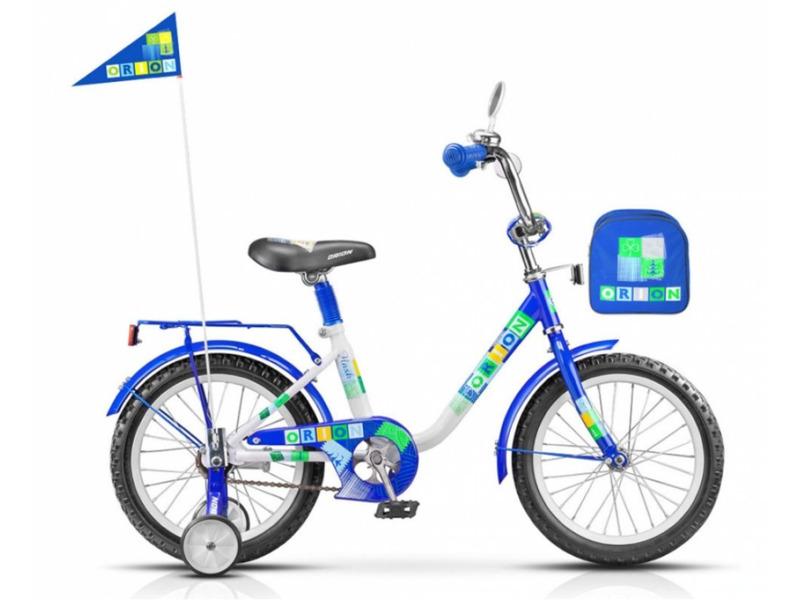 Купить Велосипед Orion Flash 14 (2013) в интернет магазине. Цены, фото, описания, характеристики, отзывы, обзоры